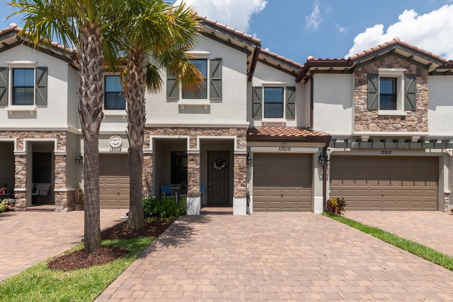 Real Estate Photography - 13010 Anthorne Lane, Boynton Beach, FL, 33436 - Front View