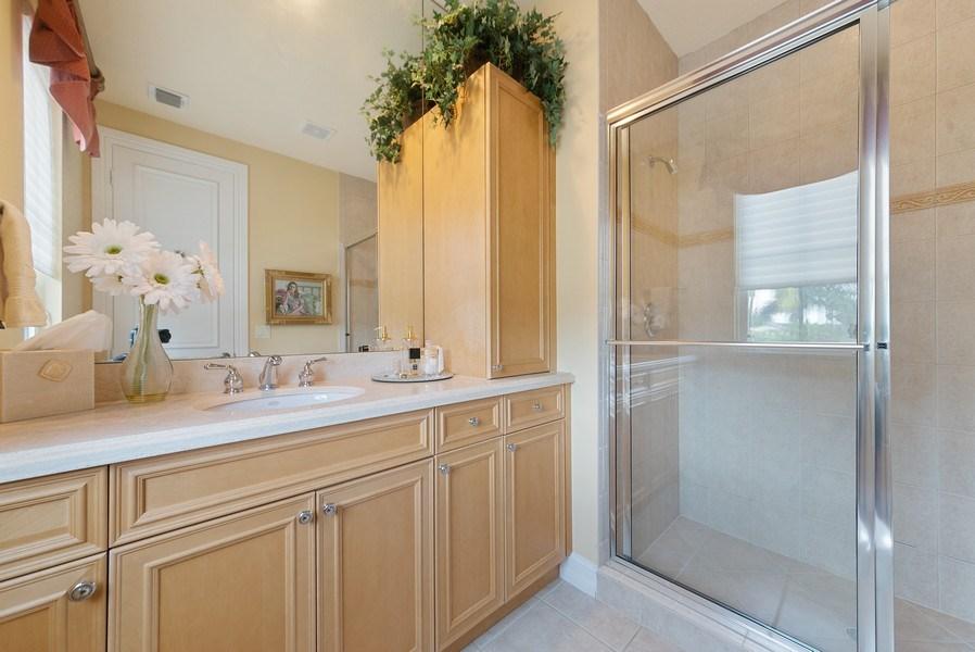 Real Estate Photography - 939 Hyacinth Drive, Delray Beach, FL, 33483 - 3rd Bathroom