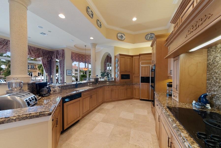 Real Estate Photography - 939 Hyacinth Drive, Delray Beach, FL, 33483 - Kitchen
