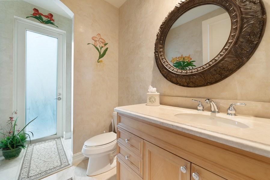 Real Estate Photography - 939 Hyacinth Drive, Delray Beach, FL, 33483 - Bathroom