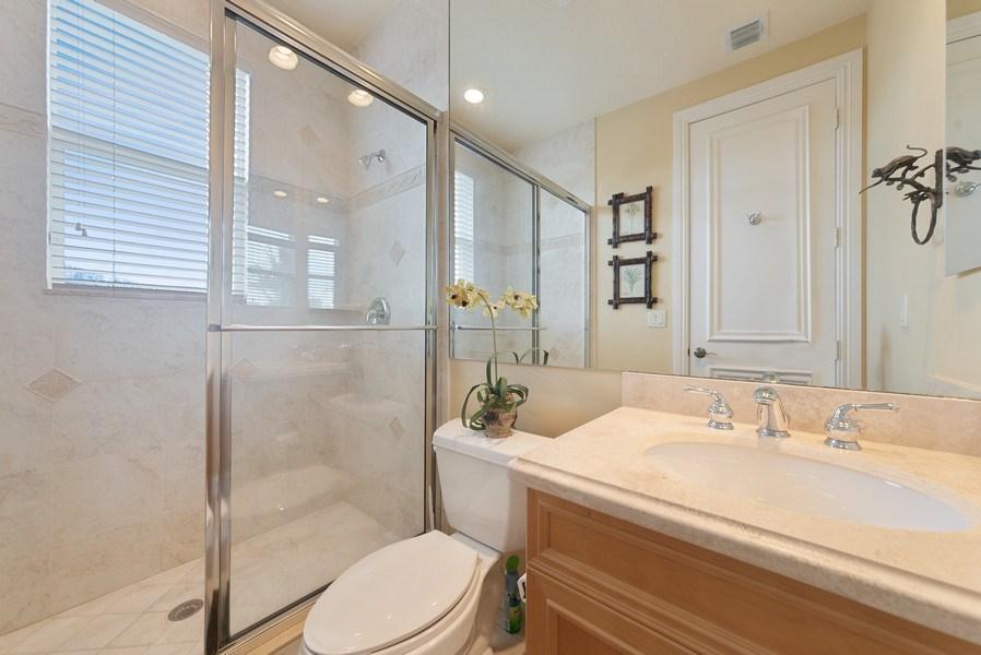 Real Estate Photography - 939 Hyacinth Drive, Delray Beach, FL, 33483 - 2nd Bathroom