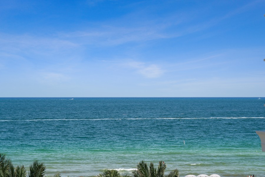 Real Estate Photography - 9501 Collins Avenue, TH-2, Surfside, FL, 33154 - View