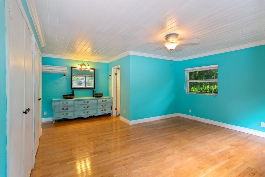Real Estate Photography - 311 NE 86th Street, El Portal, FL, 33138 - Master Bedroom