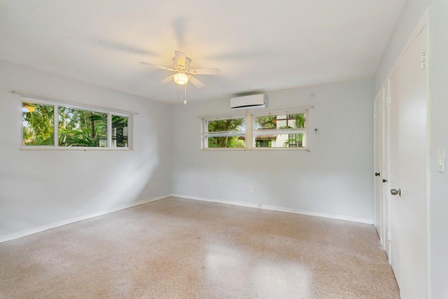 Real Estate Photography - 311 NE 86th Street, El Portal, FL, 33138 - Third Bedroom
