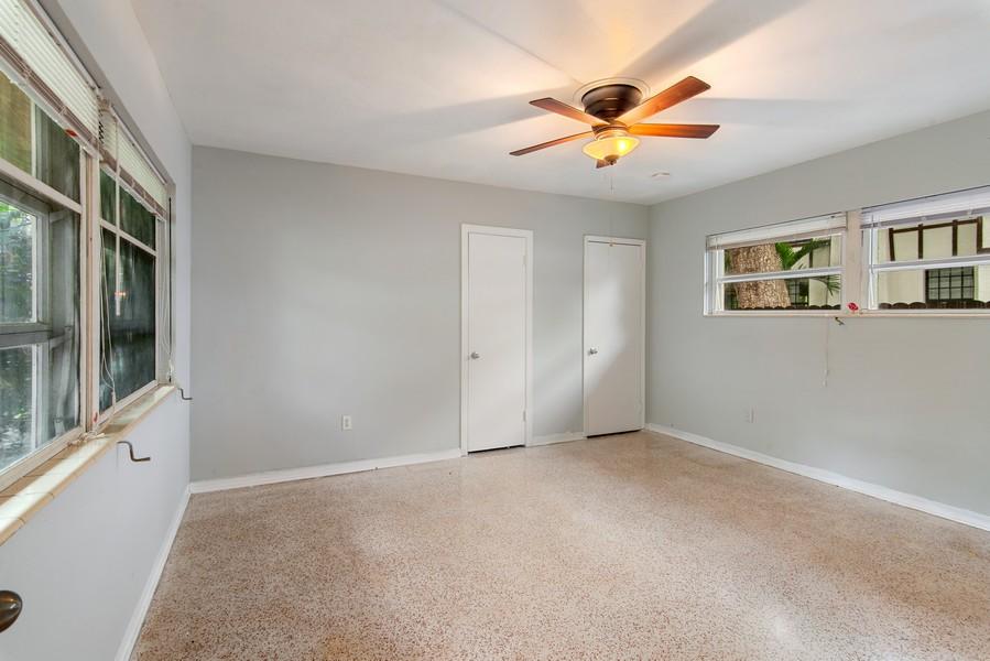 Real Estate Photography - 311 NE 86th Street, El Portal, FL, 33138 - Second Bedroom