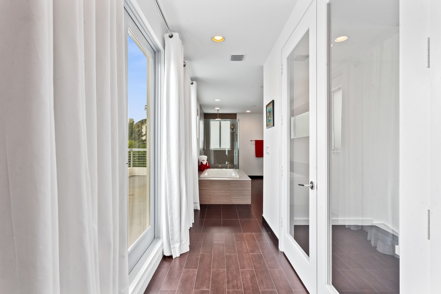 Real Estate Photography - 2401 N. Atlantic Blvd.,, Fort Lauderdale, FL, 33305 - Master Bathroom