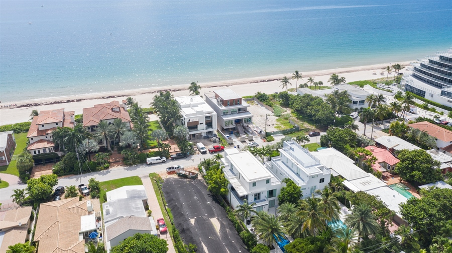 Real Estate Photography - 2401 N. Atlantic Blvd.,, Fort Lauderdale, FL, 33305 - Aerial View