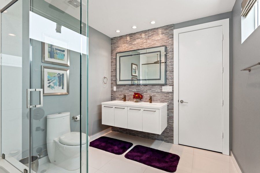 Real Estate Photography - 2401 N. Atlantic Blvd.,, Fort Lauderdale, FL, 33305 - Bathroom