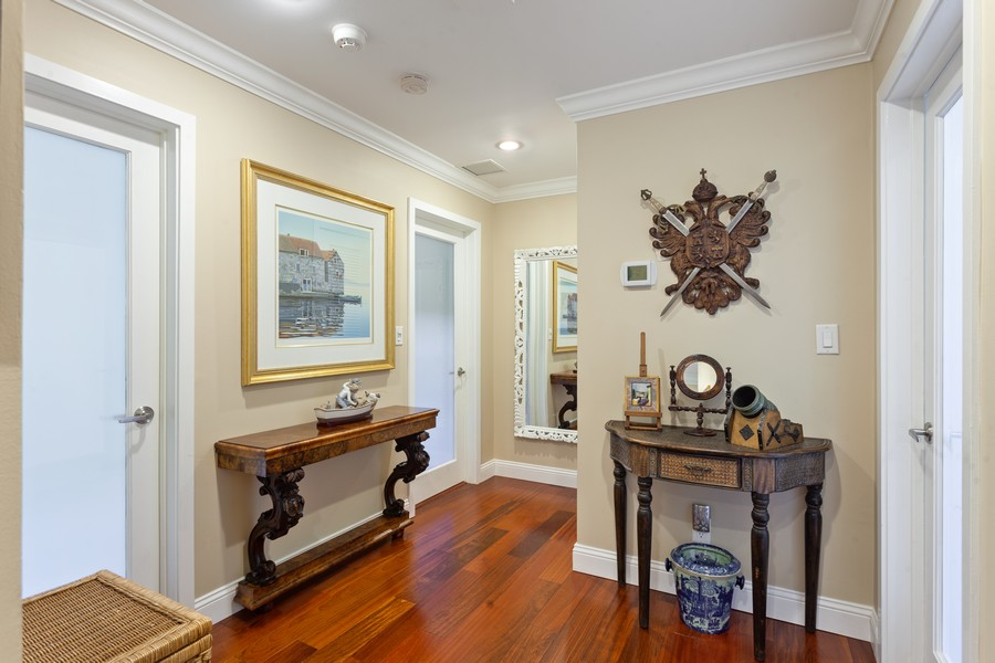 Real Estate Photography - 2864 NE 24th Place, Fort Lauderdale, FL, 33305 - Hallway