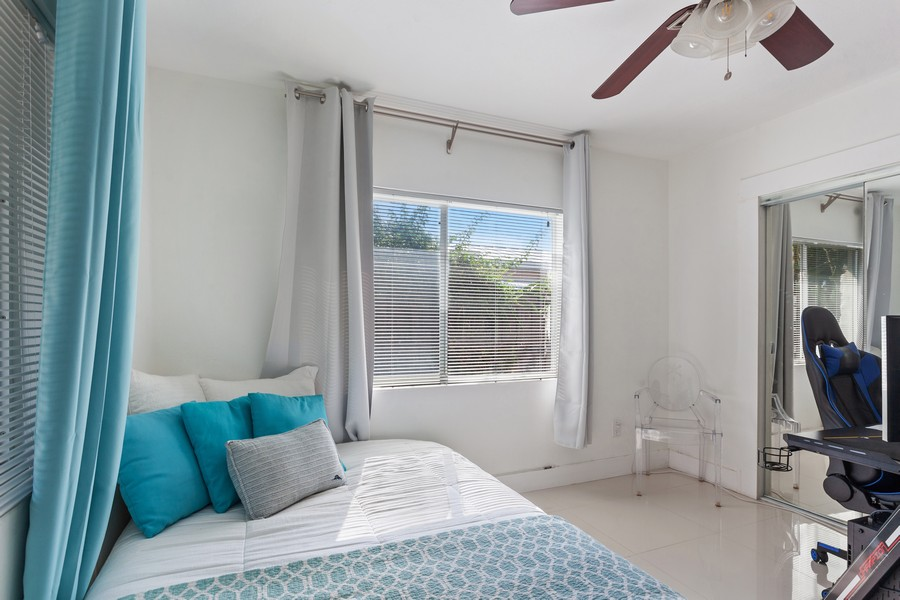 Real Estate Photography - 620 North Shore Drive, Miami Beach, FL, 33141 - 2nd Bedroom