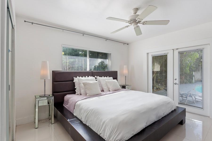 Real Estate Photography - 620 North Shore Drive, Miami Beach, FL, 33141 - 3rd Bedroom