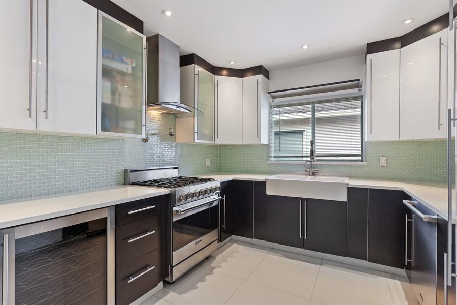 Real Estate Photography - 620 North Shore Drive, Miami Beach, FL, 33141 - Kitchen