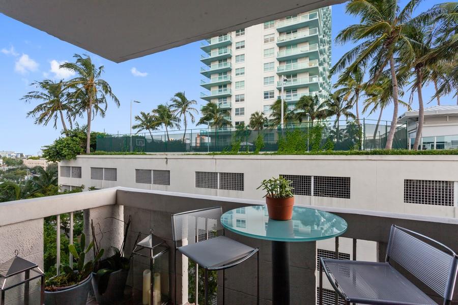Real Estate Photography - 800 West Avenue, #608, Miami Beach, FL, 33139 -