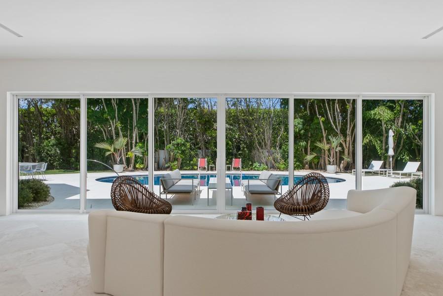 Real Estate Photography - 3 Via Los Incas, Palm Beach, FL, 33480 - Living Room