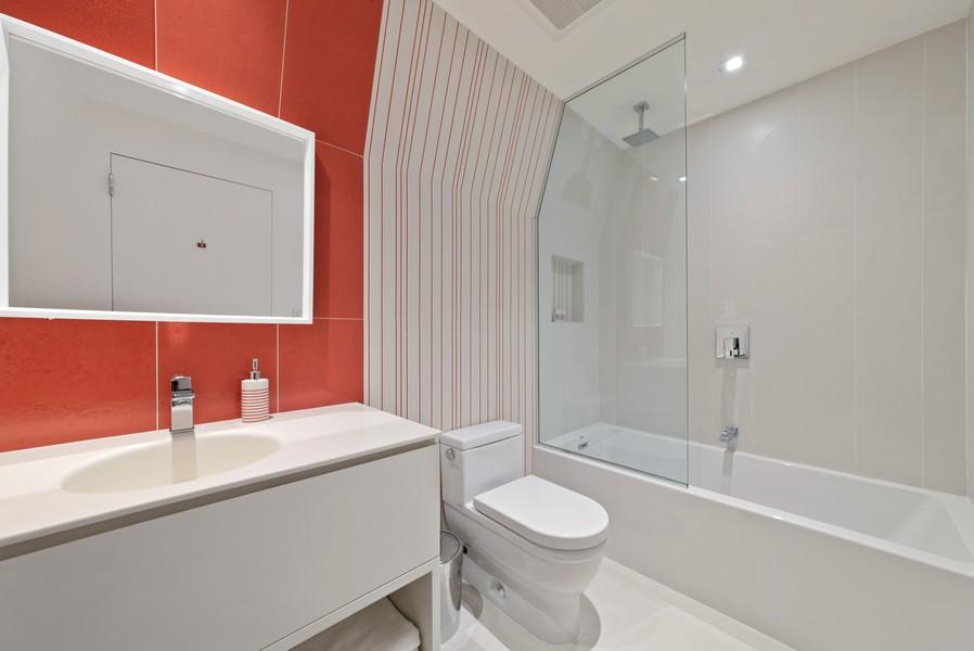 Real Estate Photography - 3 Via Los Incas, Palm Beach, FL, 33480 - 4th Bathroom