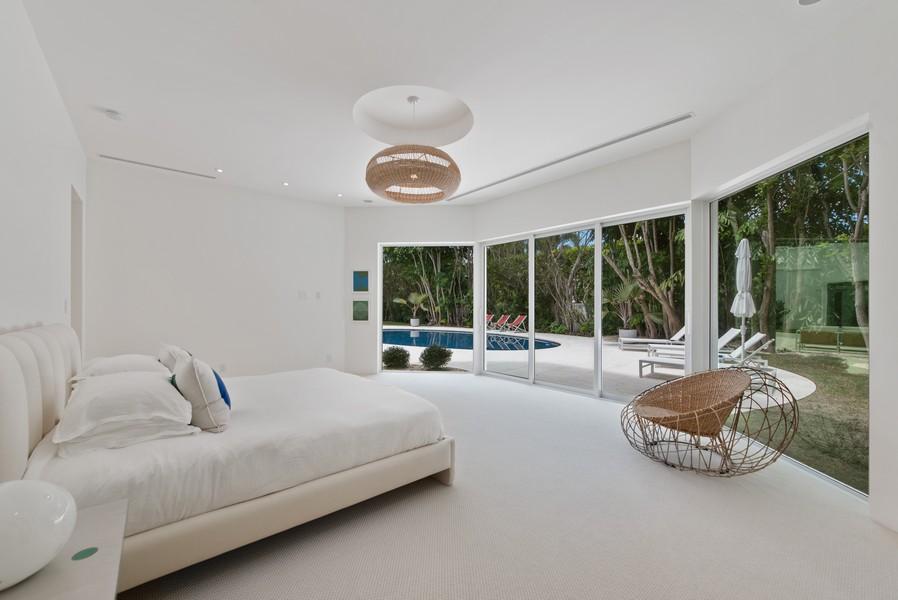 Real Estate Photography - 3 Via Los Incas, Palm Beach, FL, 33480 - Master Bedroom