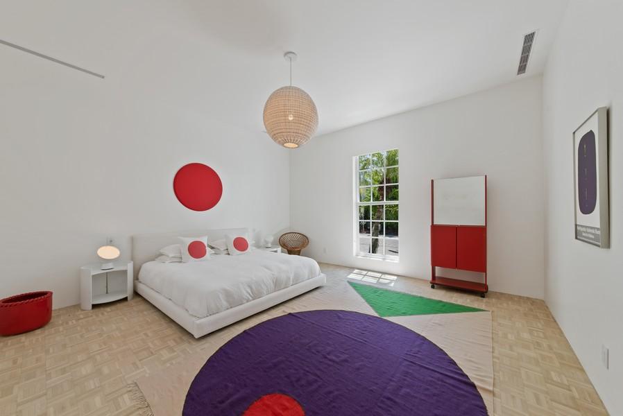 Real Estate Photography - 3 Via Los Incas, Palm Beach, FL, 33480 - 2nd Bedroom
