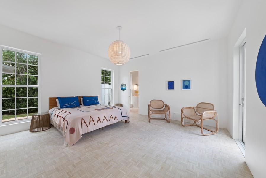 Real Estate Photography - 3 Via Los Incas, Palm Beach, FL, 33480 - 3rd Bedroom