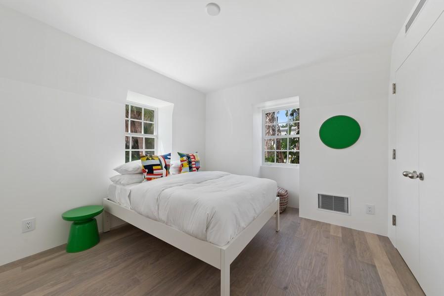Real Estate Photography - 3 Via Los Incas, Palm Beach, FL, 33480 - 4th Bedroom