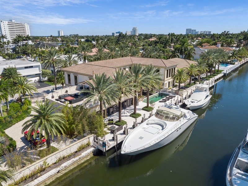 Real Estate Photography - 315 Royal Plaza Drive, Fort Lauderdale, FL, 33301 - Aerial View