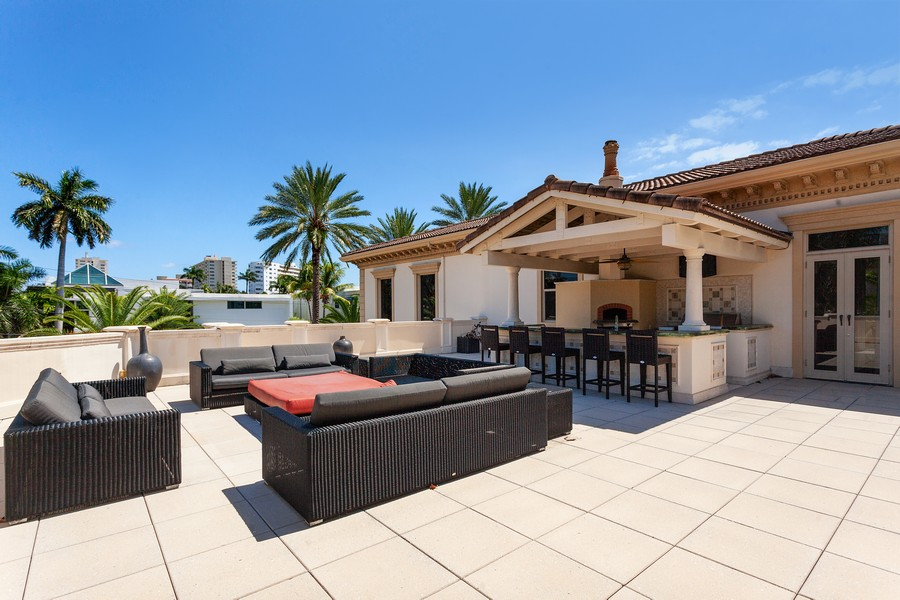 Real Estate Photography - 315 Royal Plaza Drive, Fort Lauderdale, FL, 33301 - Roof Deck