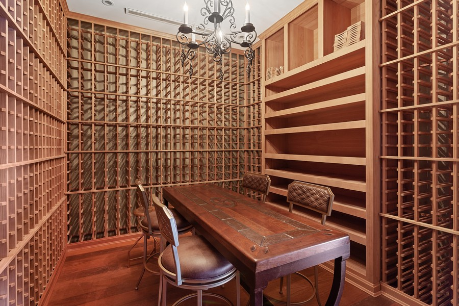 Real Estate Photography - 315 Royal Plaza Drive, Fort Lauderdale, FL, 33301 - Wine Cellar