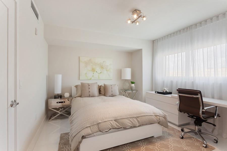 Real Estate Photography - 9400 W. Bay Harbor Drive, #504, Bay Harbor Islands, FL, 33154 - 2nd Bedroom