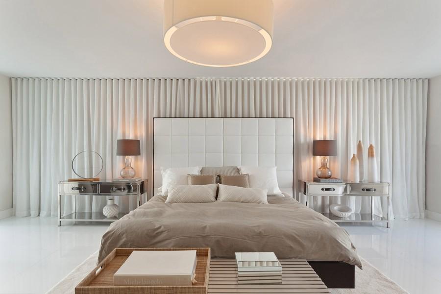 Real Estate Photography - 9400 W. Bay Harbor Drive, #504, Bay Harbor Islands, FL, 33154 - Master Bedroom
