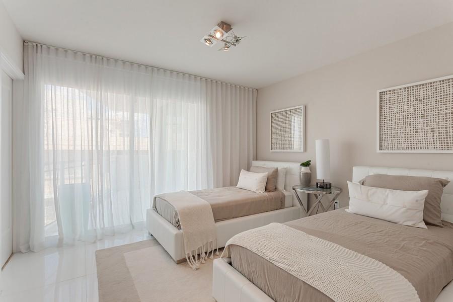 Real Estate Photography - 9400 W. Bay Harbor Drive, #504, Bay Harbor Islands, FL, 33154 - Bedroom
