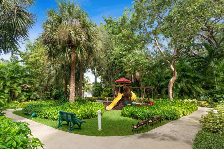 Real Estate Photography - 2645 South Bayshore Drive #703, Miami, FL, 33133 - Park View