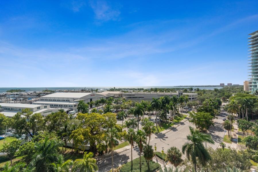 Real Estate Photography - 2645 South Bayshore Drive #703, Miami, FL, 33133 - View