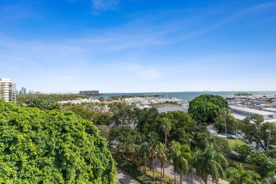 Real Estate Photography - 2645 South Bayshore Drive #703, Miami, FL, 33133 - Boathouse