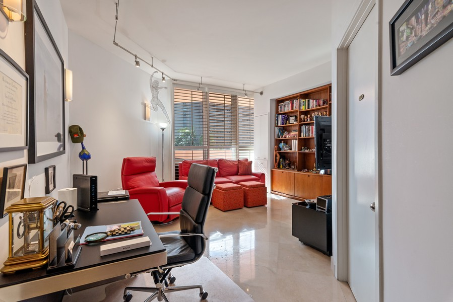 Real Estate Photography - 60 Edgewater Drive #3E, Coral Gables, FL, 33133 - 2nd Bedroom