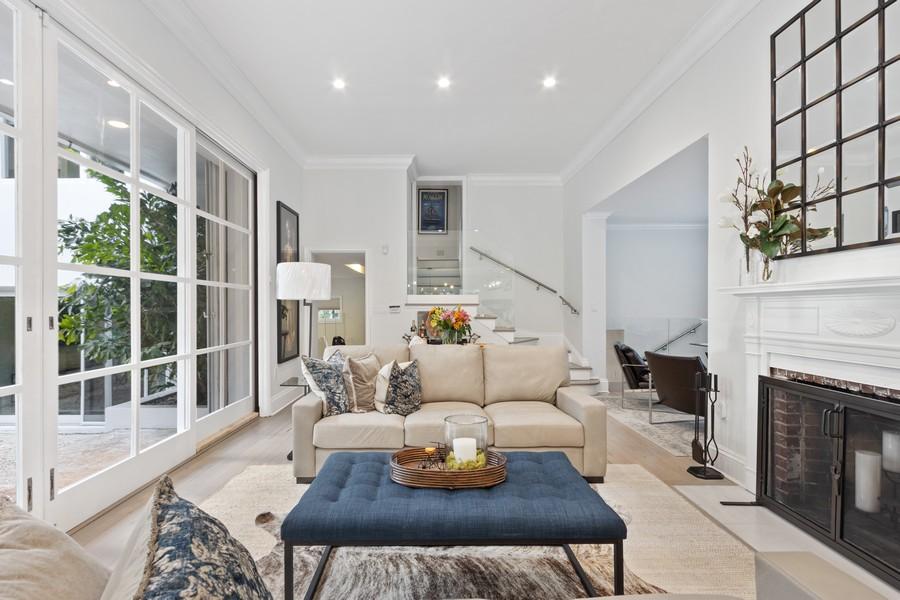 Real Estate Photography - 2301 S Miami Ave, Miami, FL, 33129 - Living Room