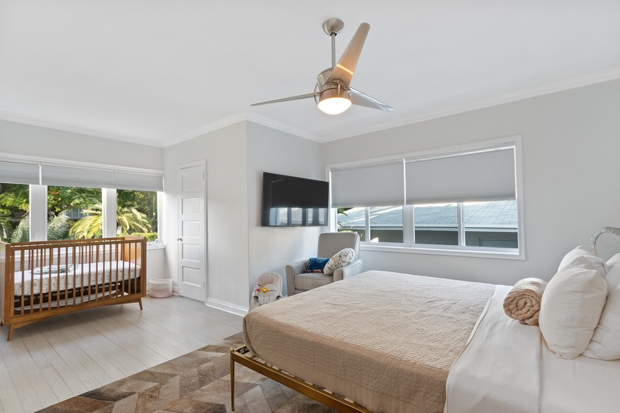 Real Estate Photography - 2301 S Miami Ave, Miami, FL, 33129 - 3rd Bedroom