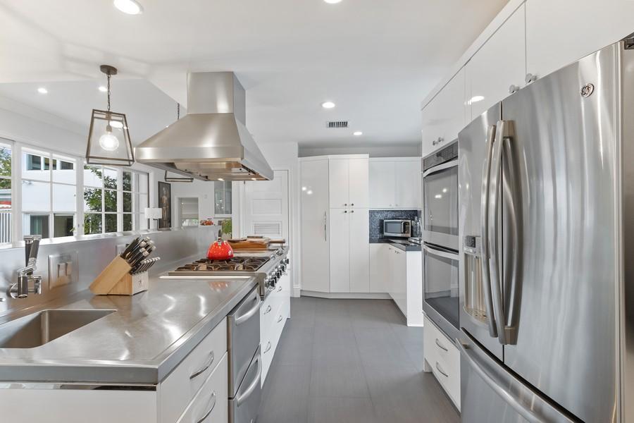 Real Estate Photography - 2301 S Miami Ave, Miami, FL, 33129 - Kitchen