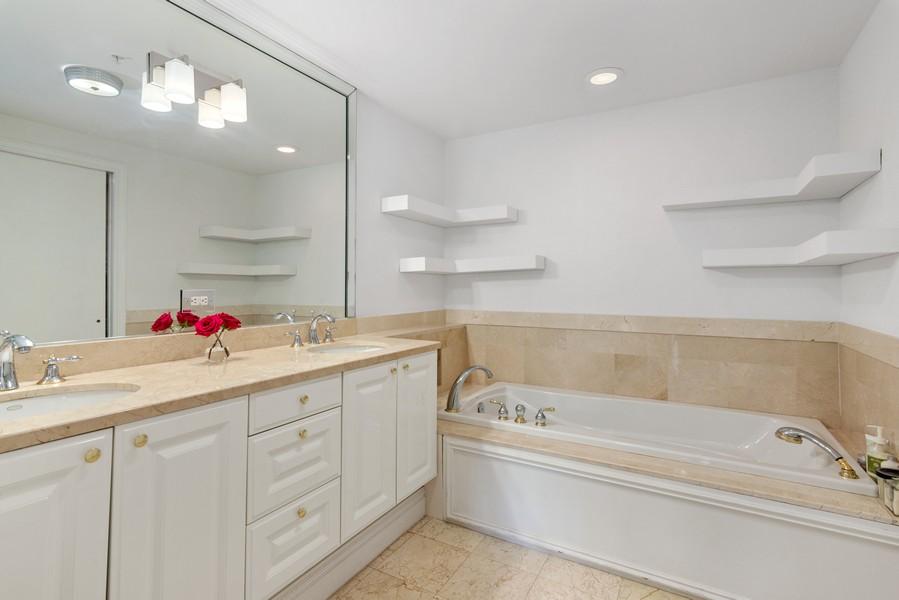 Real Estate Photography - 3400 SW 27th Avenue, #1104, Miami, FL, 33133 - Master Bathroom