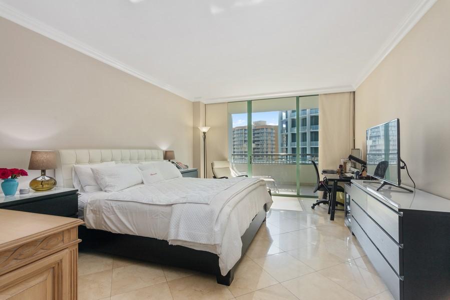 Real Estate Photography - 3400 SW 27th Avenue, #1104, Miami, FL, 33133 - Master Bedroom