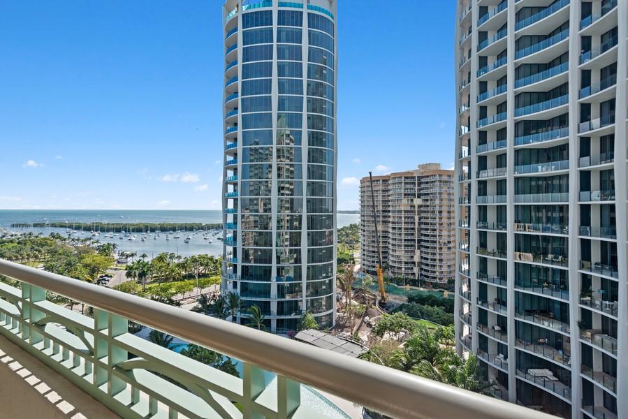 Real Estate Photography - 3400 SW 27th Avenue, #1104, Miami, FL, 33133 - View
