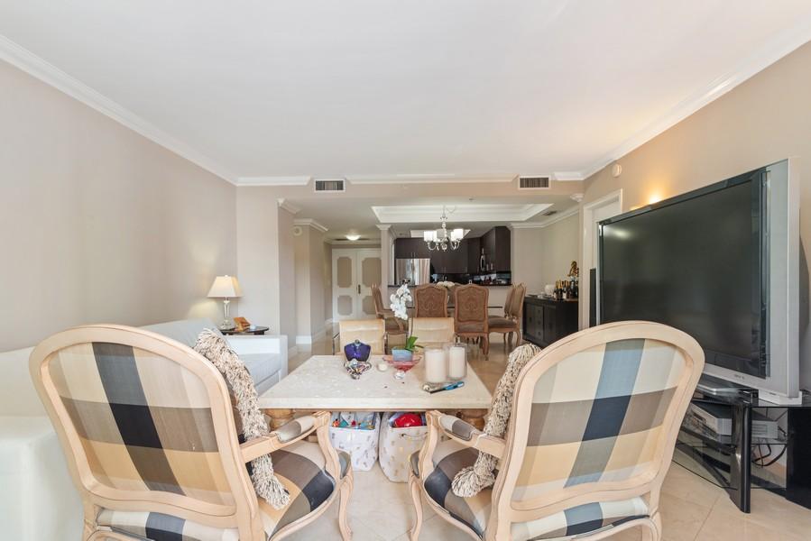 Real Estate Photography - 3400 SW 27th Avenue, #1104, Miami, FL, 33133 - Entryway