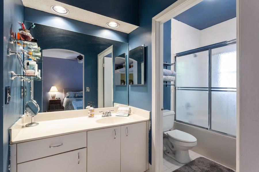 Real Estate Photography - 1390 NW 126th Way, Sunrise, FL, 33323 - Master Bathroom