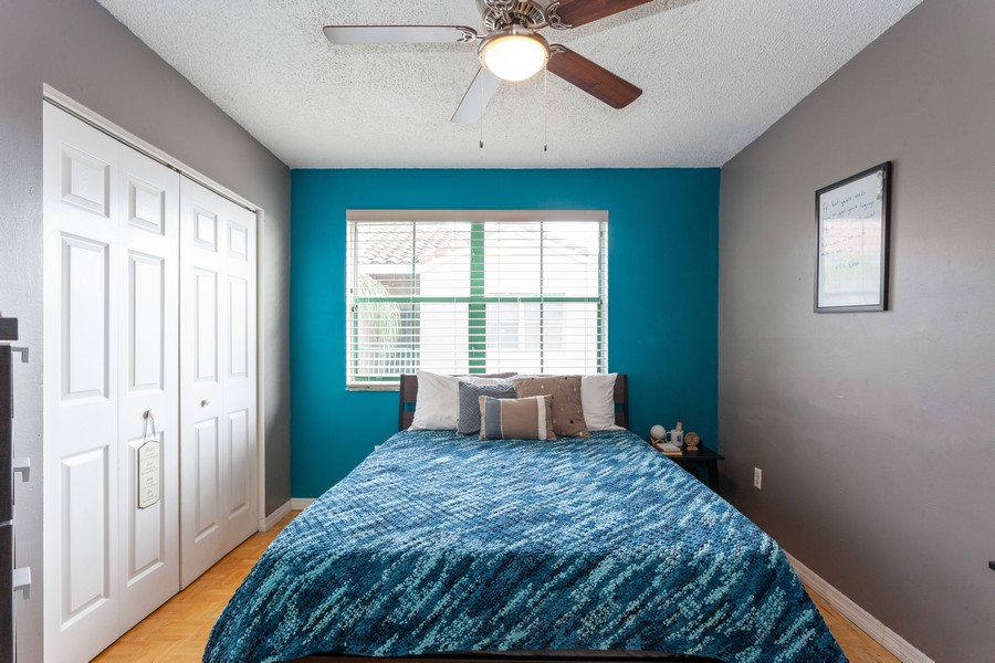 Real Estate Photography - 1390 NW 126th Way, Sunrise, FL, 33323 - 2nd Bedroom