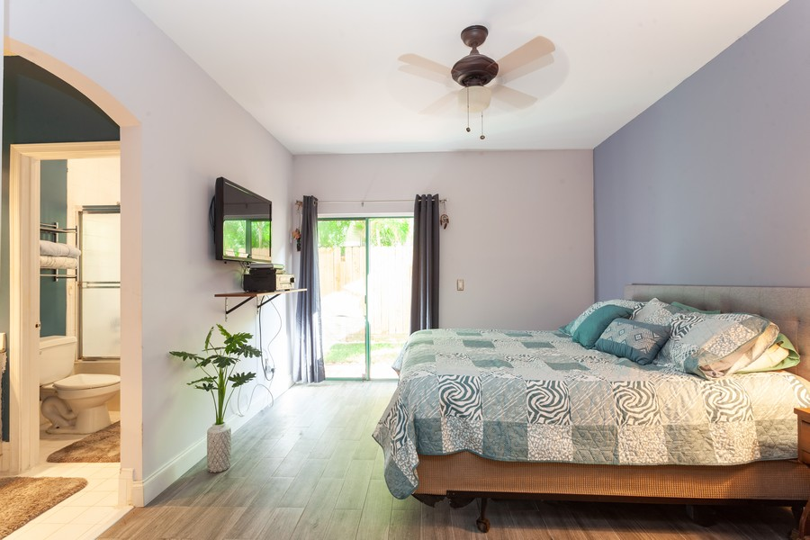 Real Estate Photography - 1390 NW 126th Way, Sunrise, FL, 33323 - Master Bedroom