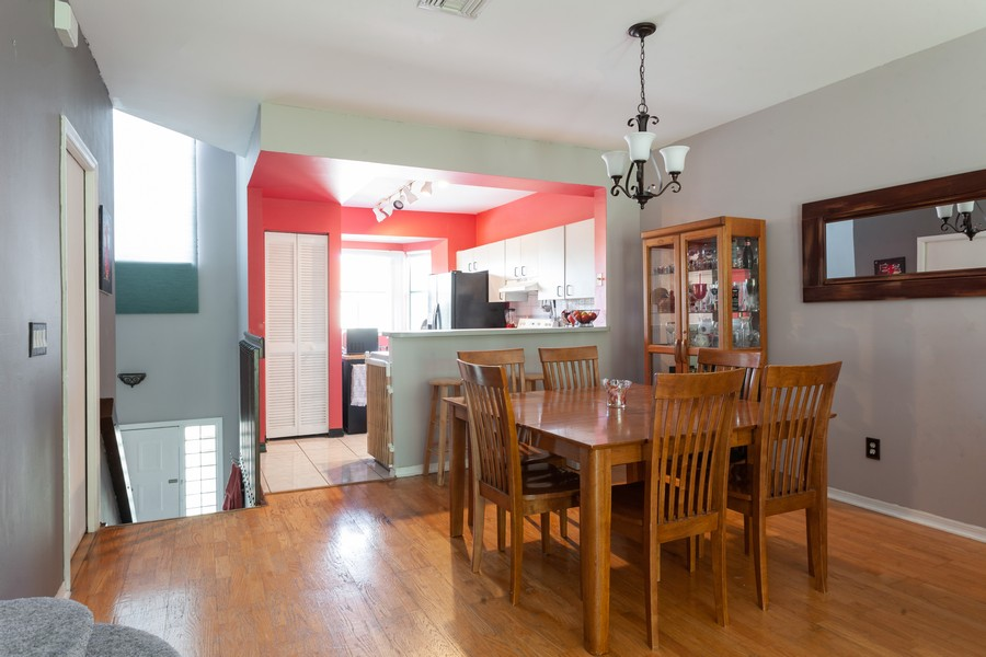 Real Estate Photography - 1390 NW 126th Way, Sunrise, FL, 33323 - Dining Room
