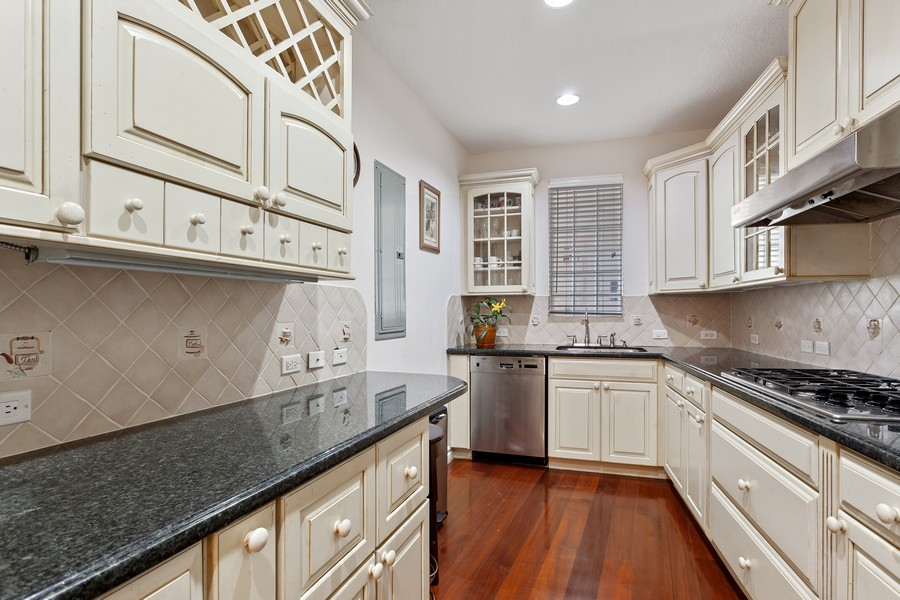 Real Estate Photography - 2401 Anderson Road, #2, Coral Gables, FL, 33134 - Kitchen