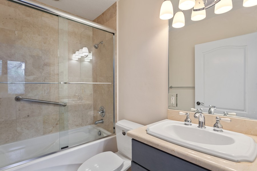 Real Estate Photography - 2401 Anderson Road, #2, Coral Gables, FL, 33134 - Bathroom