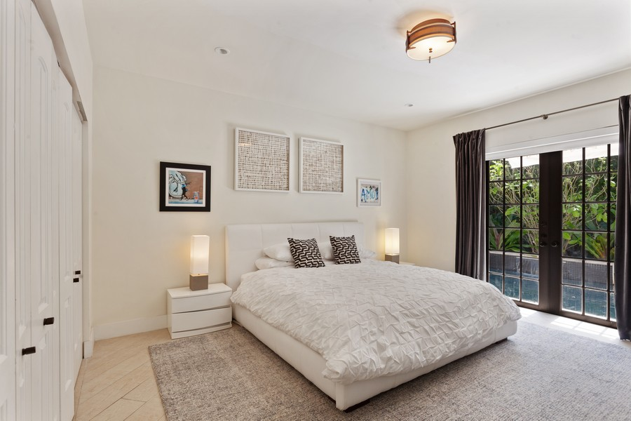 Real Estate Photography - 110 - 3rd Dilido Terrace, Miami Beach, FL, 33139 - Primary Bedroom