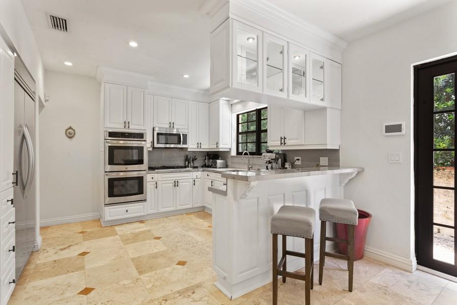 Real Estate Photography - 110 - 3rd Dilido Terrace, Miami Beach, FL, 33139 - Kitchen