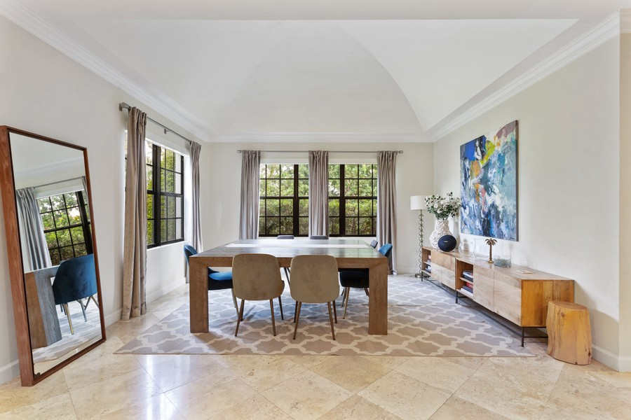 Real Estate Photography - 110 - 3rd Dilido Terrace, Miami Beach, FL, 33139 - Dining Room