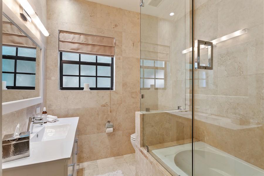 Real Estate Photography - 110 - 3rd Dilido Terrace, Miami Beach, FL, 33139 - Bathroom